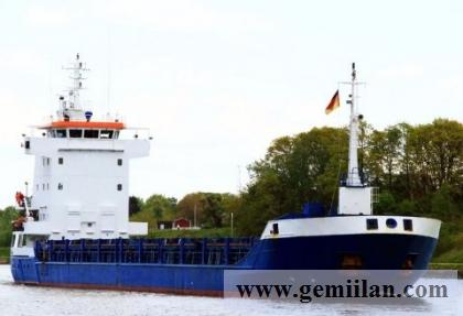 Satılık MPP Gemi DWT: 4400 1998 yapım 295 TEU