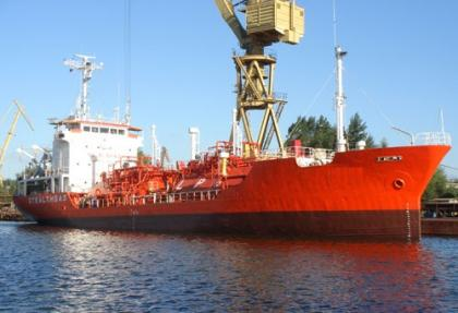 LPG VESSEL FOR SALE DEADWEIGHT: 1679 BLT 1991