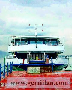 Class Türk Loyd passenger ship