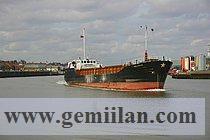 satılık nehir gemisi